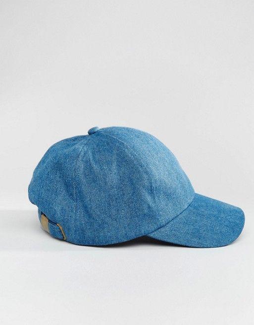 Discover Fashion Online Denim Baseball Cap 8579c010cab