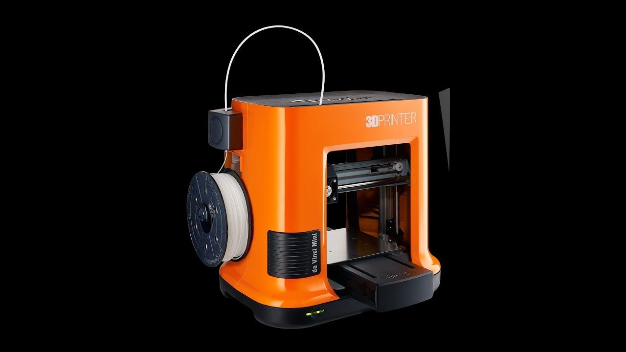 3D printanje z XYZ Printing Da Vinci Mini W serija