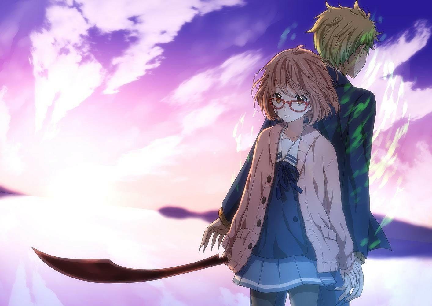 Pin de Cisne Chan en Anime en 2020 Kyoukai no kanata