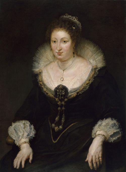 1620 Peter Paulus Rubens - Lady Alethea Talbot, Countess of Arundel