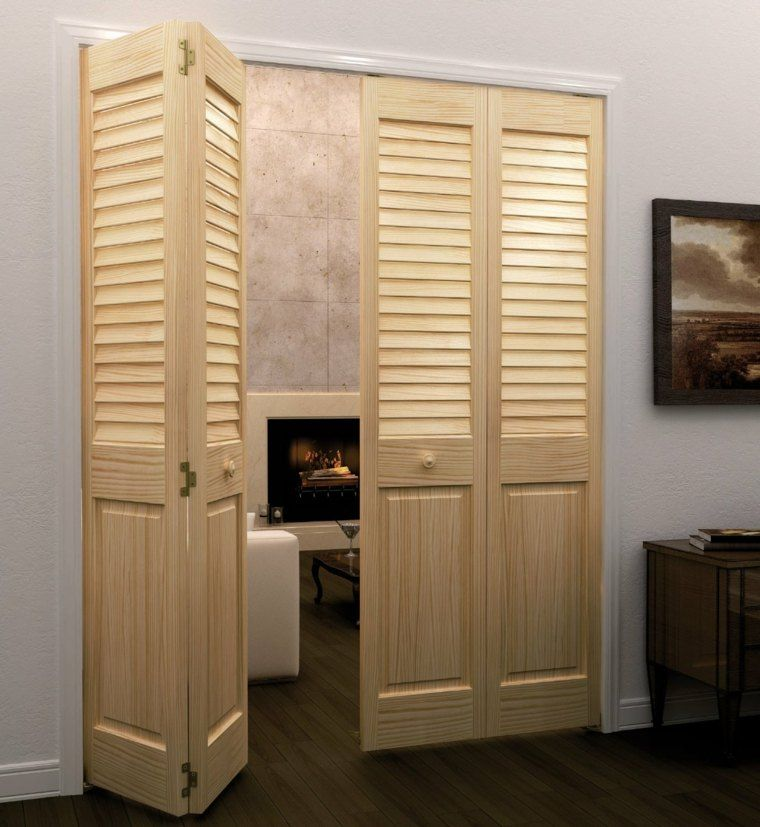 porte persienne une d coration pratique pour votre int rieur persiennes en bois porte. Black Bedroom Furniture Sets. Home Design Ideas