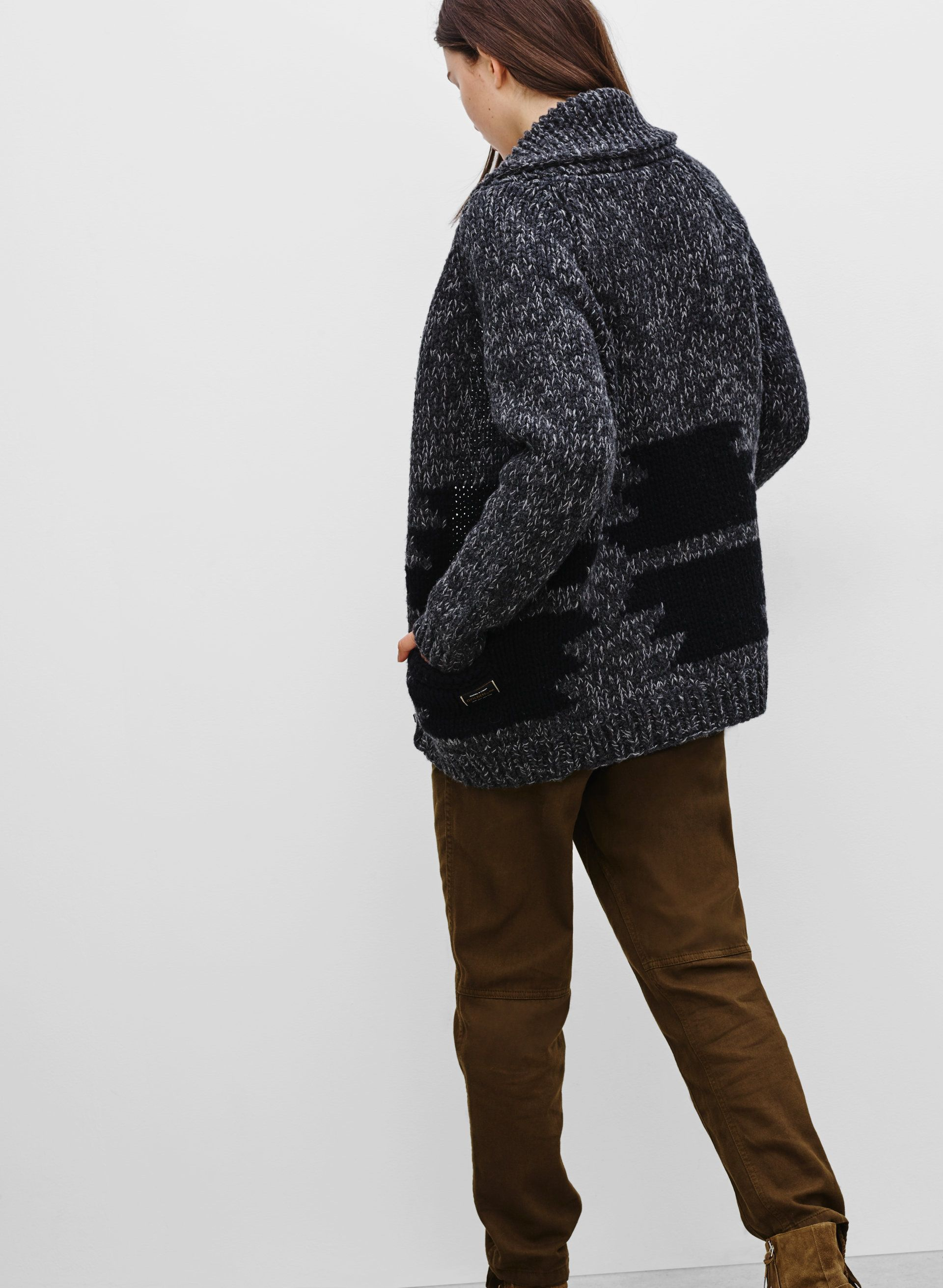 GOLDEN by TNA STIRLING SWEATER   Aritzia