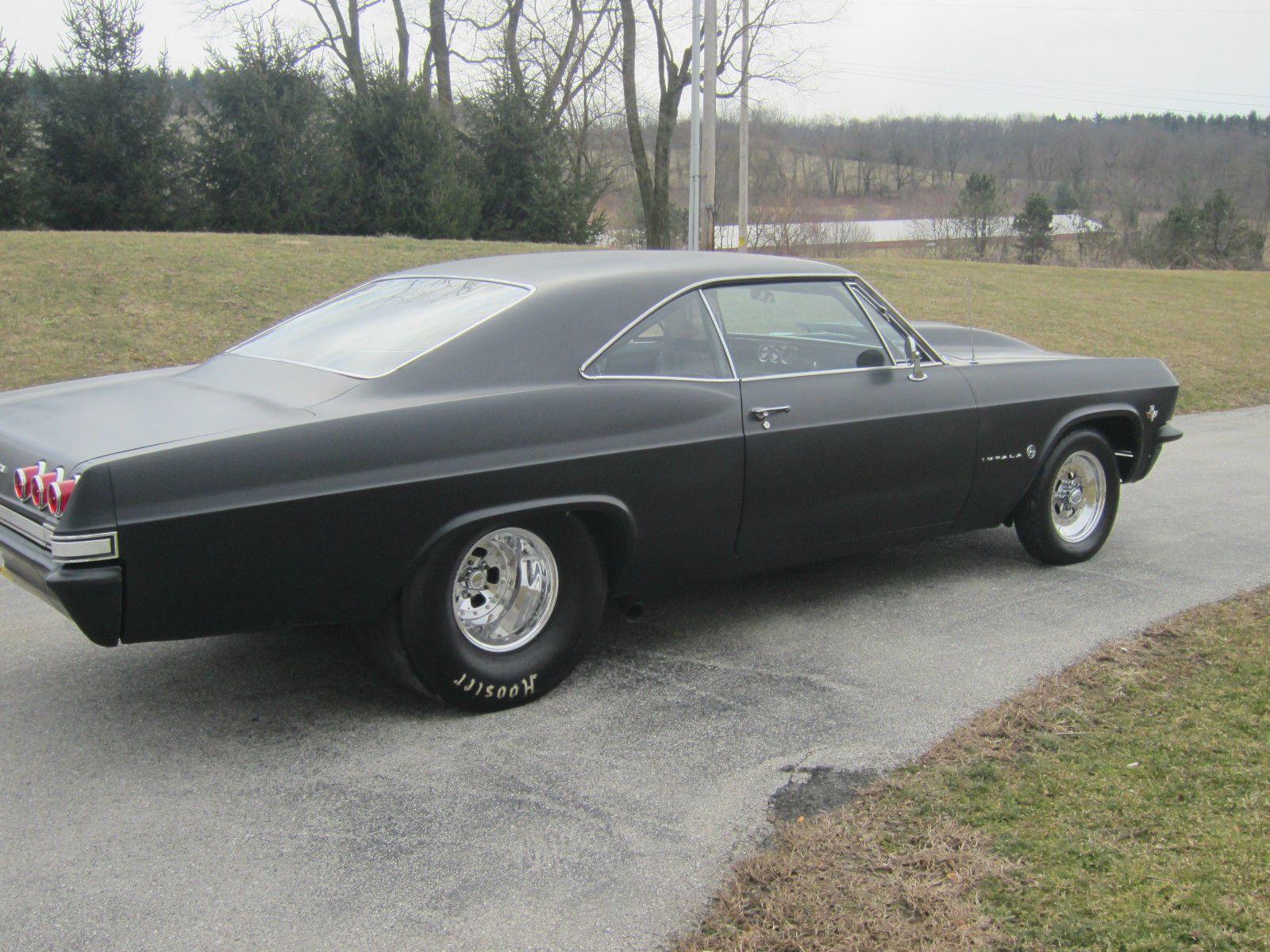 1965 chevy impala pro street