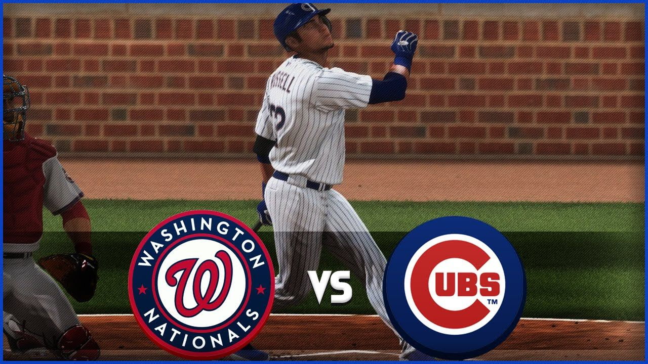 Event Chicago Cubs vs. Washington Nationals Tickets