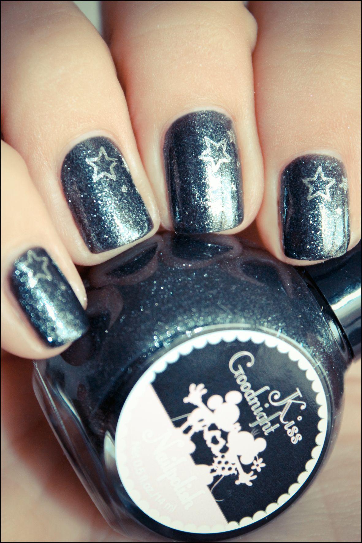 Dallas Cowboys nail art.......H_Goodnight kiss f-1 | My Cowboys ...
