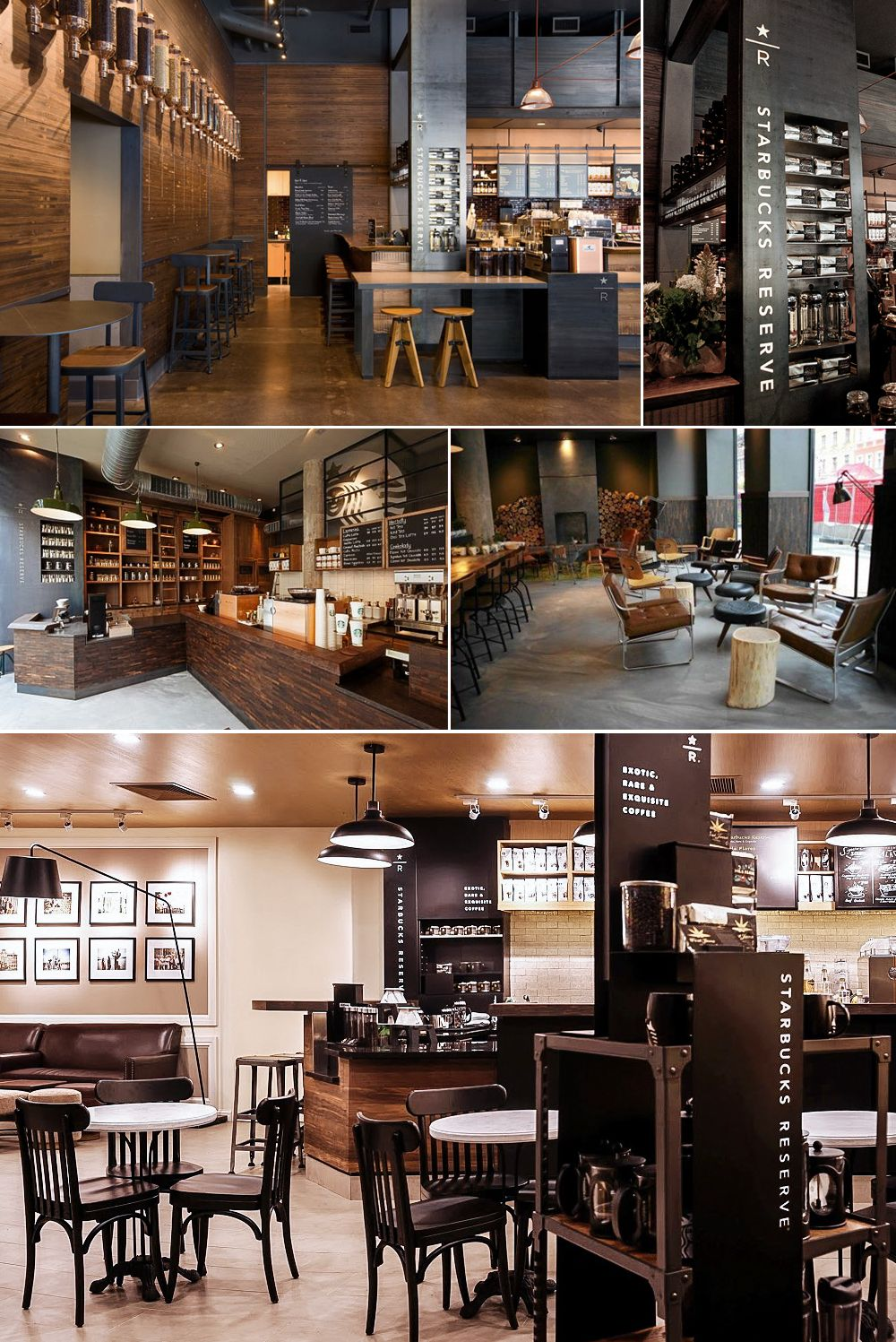 Opening Tomorrow Starbucks Reserve Burgos Circle Fort