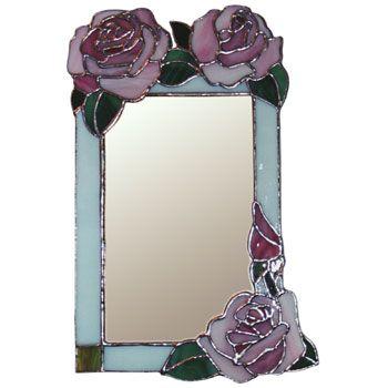 Ideas Y Muestras Para Los Artesanos Que Trabajan El Vidrio Vitral Es Un Forma Gl Mirrorsmirror Mirrorstained