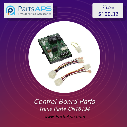 Do Want to Replace Furnace Control Board Part, then