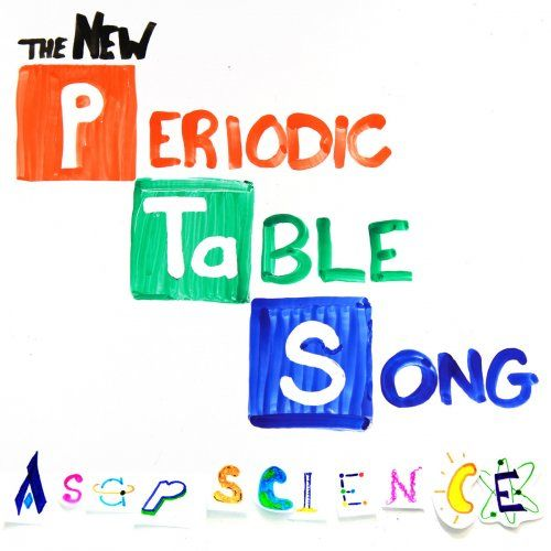 AsapSCIENCE - The New Periodic Table Song lyrics Musixmatch CC - new periodic table image