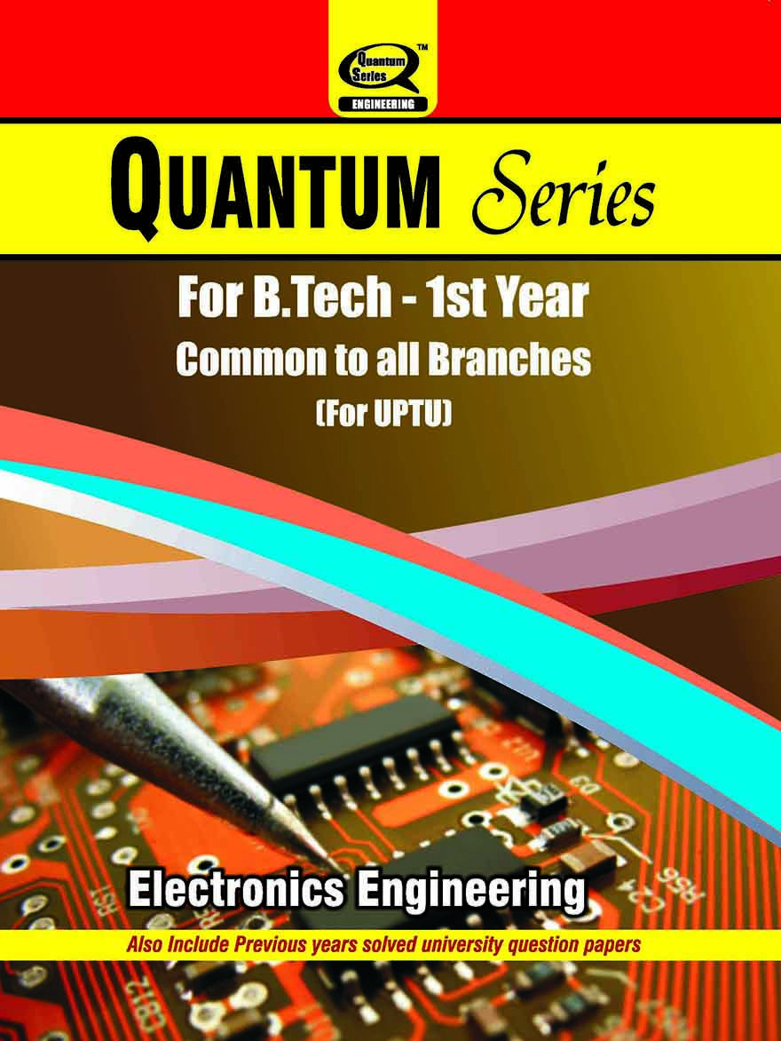 Electronics Engineering books available by Quantum