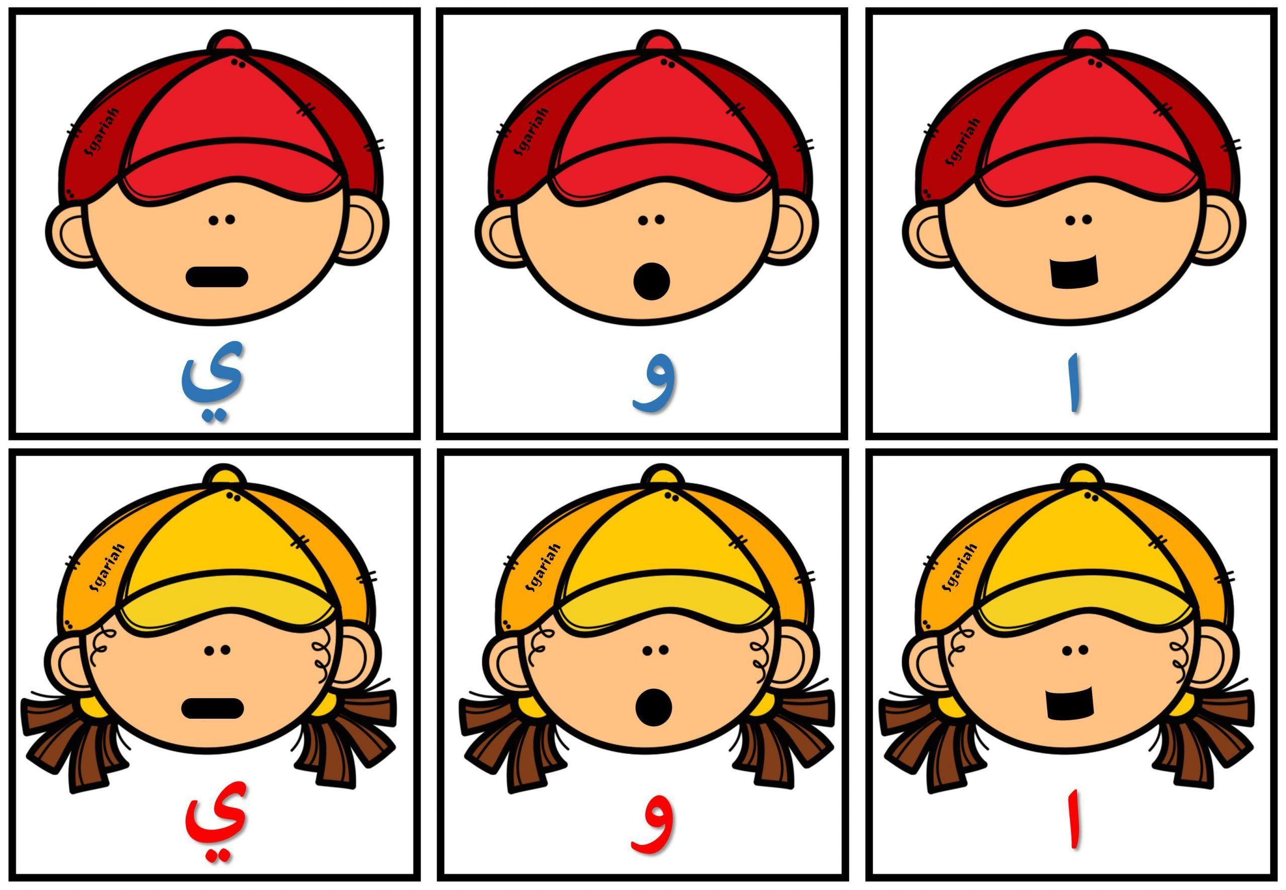 بطاقة تعليمية رائعة للاطفال بالحروف المد الطويلة ا و ي Peanuts Comics Comics Art