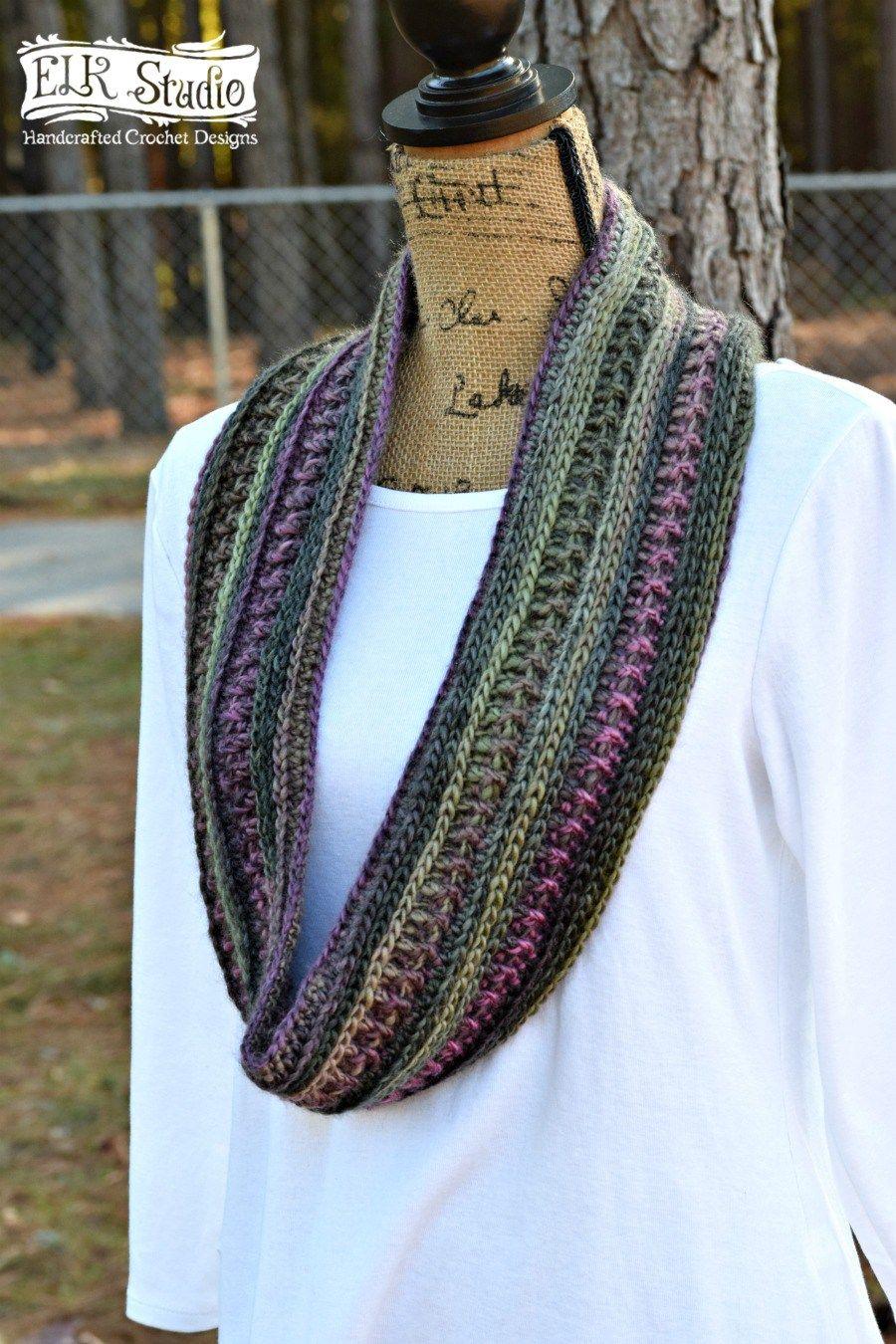 Dakotah\'s Fabulous Scarf | Elk, Scarves and Free crochet