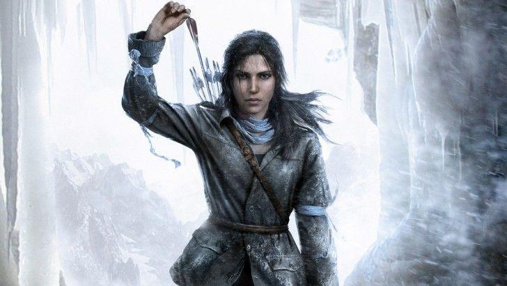Download Lara Croft 4k Wallpaper Girl Rise Of The Tomb Raider