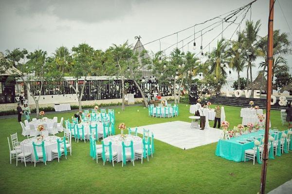 Outdoor Wedding Reception Decor Colourfull Garden Party Visit Www Lovelyweddingideas