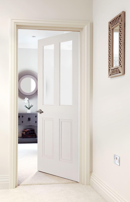 Barnsbury - beautiful traditional glazed door perfect for classic ...