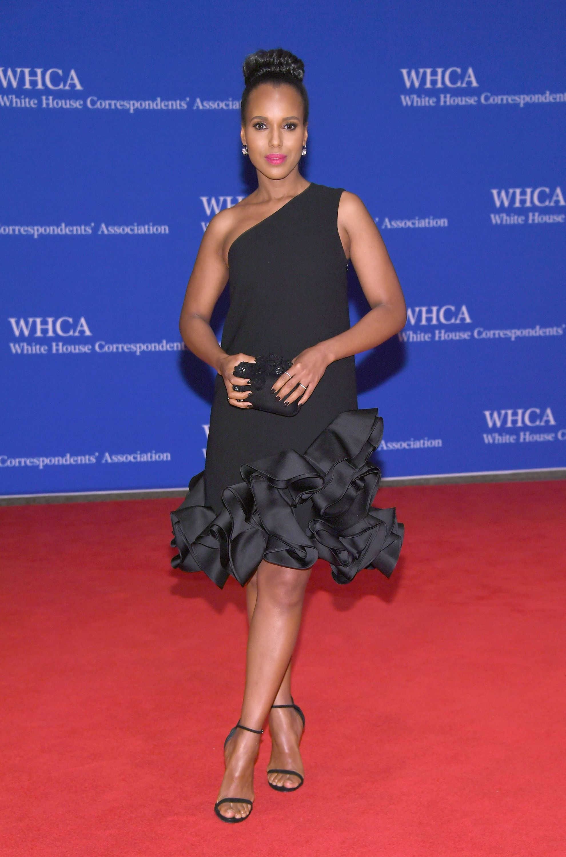 All The Red Carpet Looks From The 2016 White House Correspondents Dinner