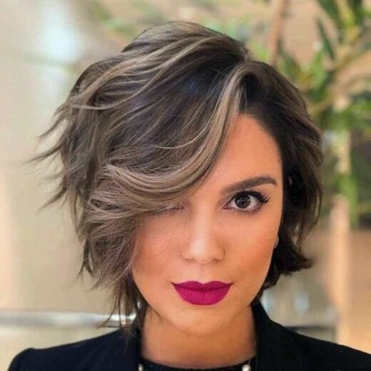 Trending curly pixie cut hairstyles ideas of 2020.