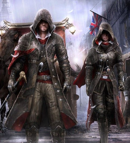Jacob And Evie Frye Assassins Creed Syndicate Art Assassins Creed Assassins Creed Evie Assassin S Creed Black
