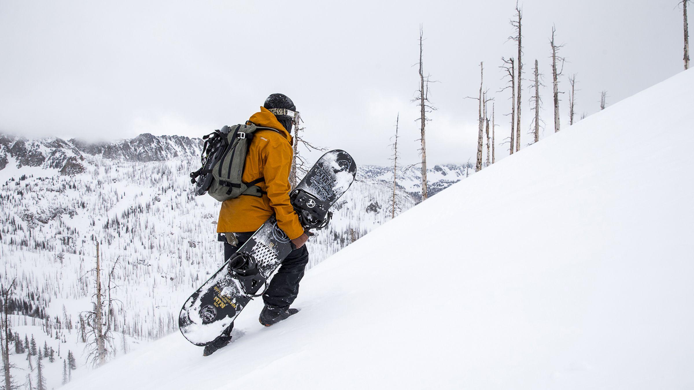 Meet Snowboarder Byan Fox Ski, snowboard, Fox, Snowboarding