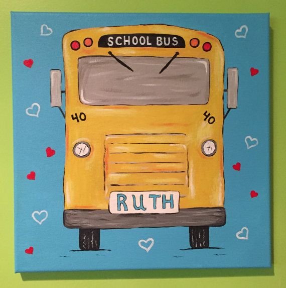 Hey, I found this really awesome Etsy listing at https://www.etsy.com/listing/235817153/school-bus-driver-gifts-hand-painted