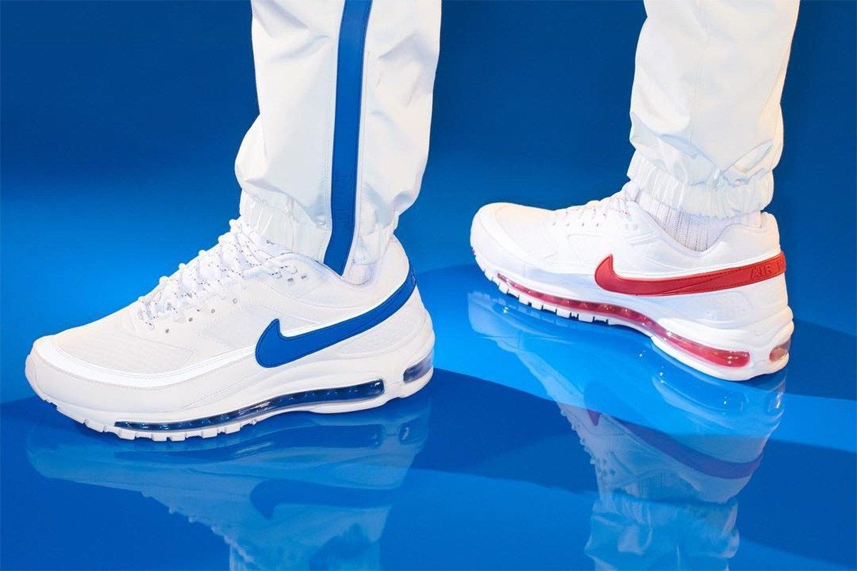 Skepta Announces Release Date for his Nike Air Max BW97