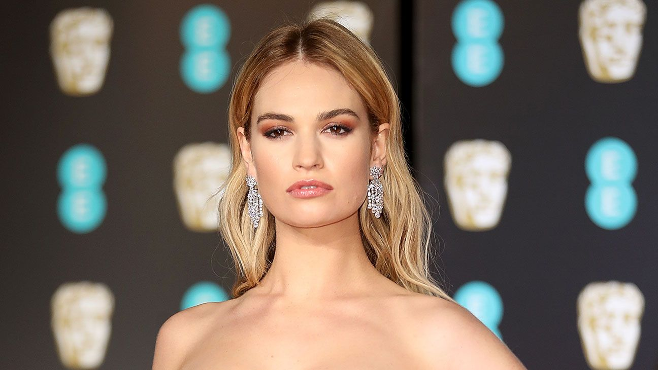 Netflix Acquires Lily James Drama \u0027Guernsey Literary And