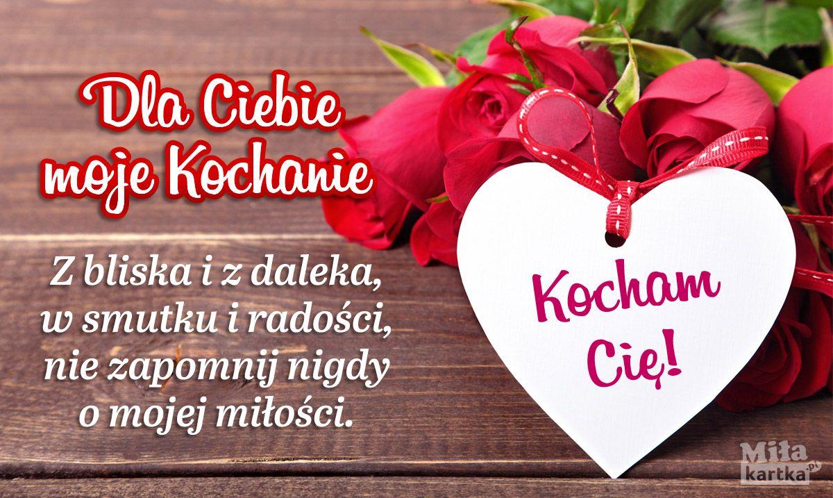 Bukiet Dla Ukochanej Walentynki Polska Miłość Kochanie