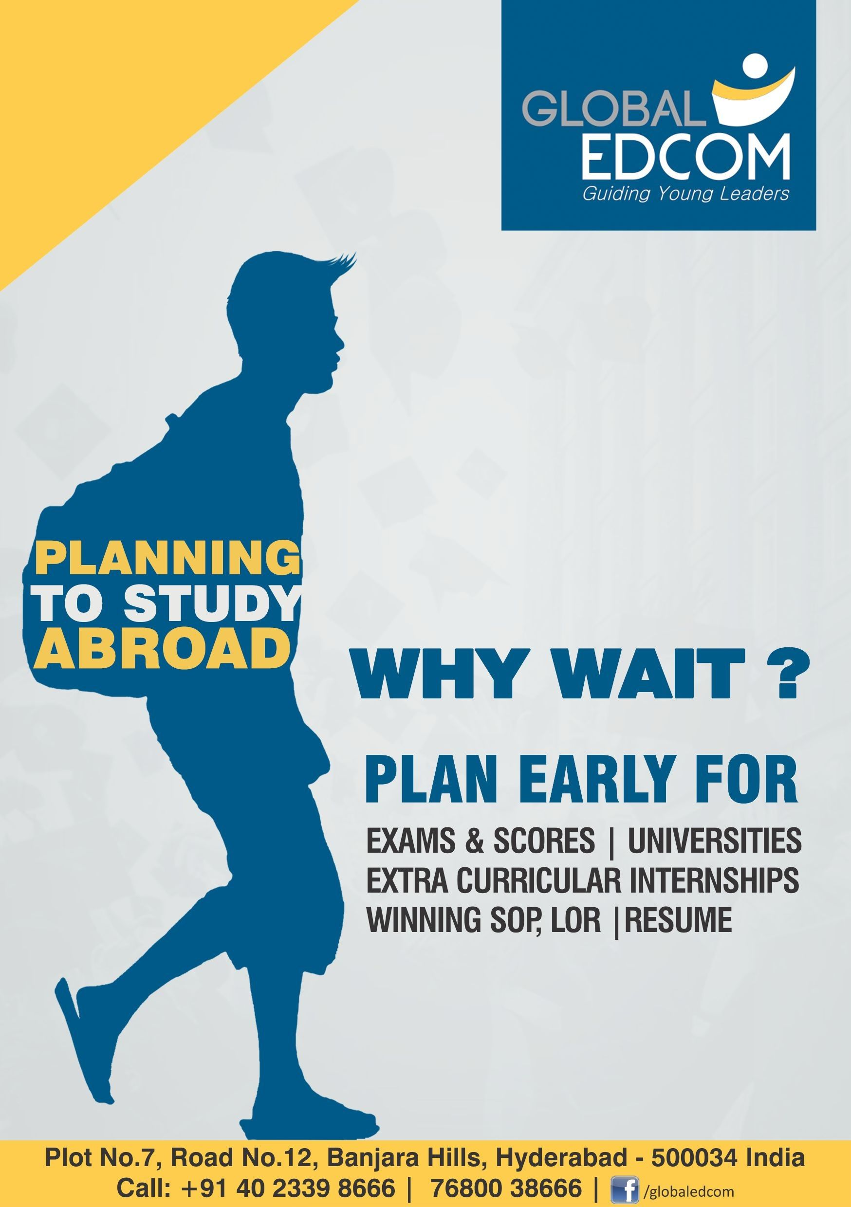 Planning to study abroad WHY WAIT?? studyabroad