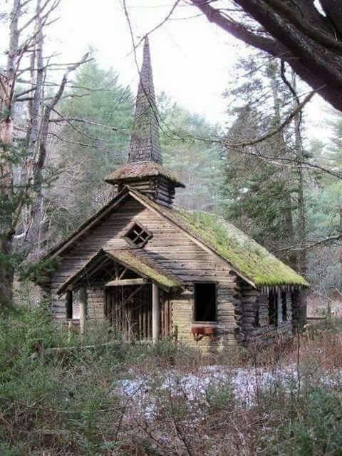 Church in wildwoods Arkansas