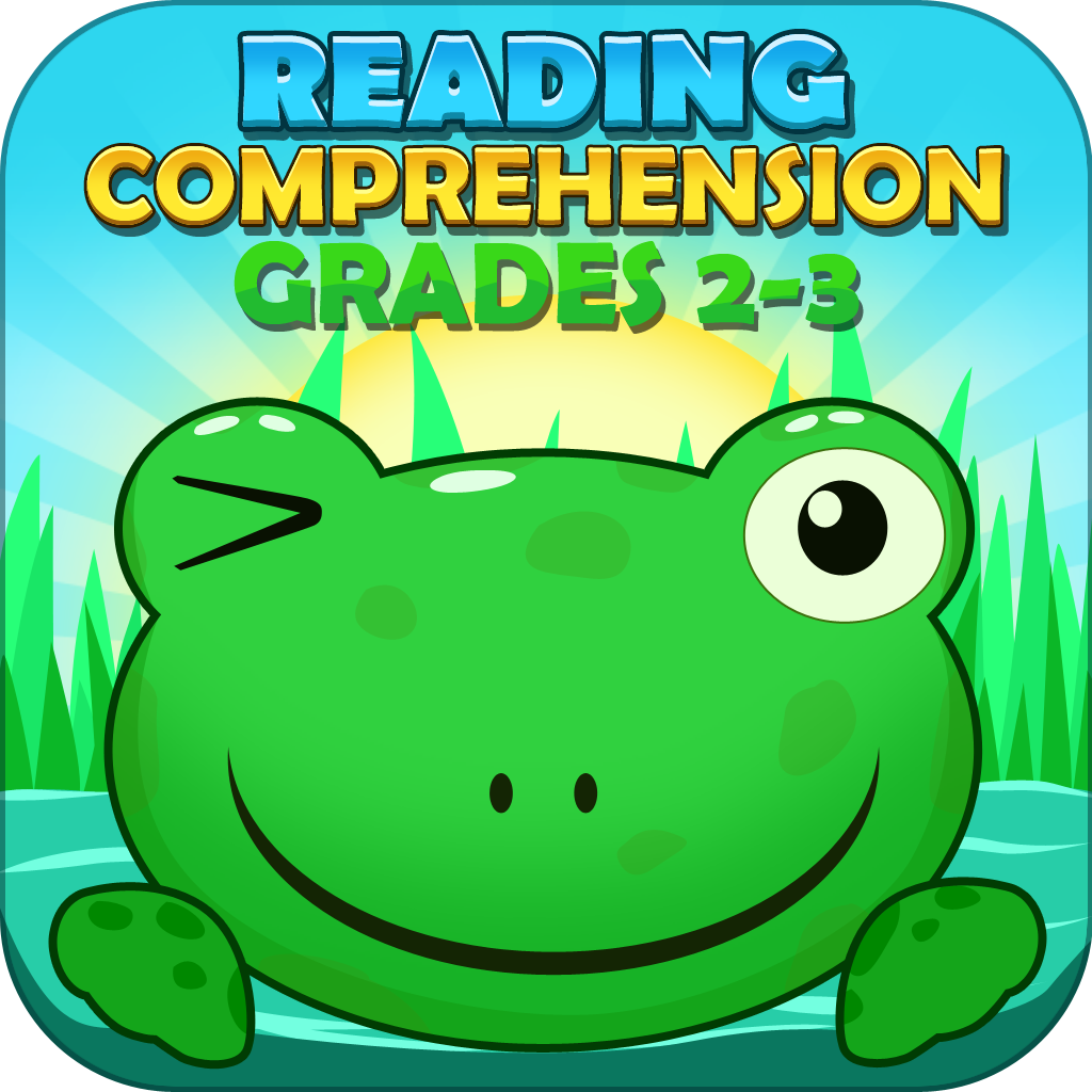 A great reading app that helps with reading comprehension