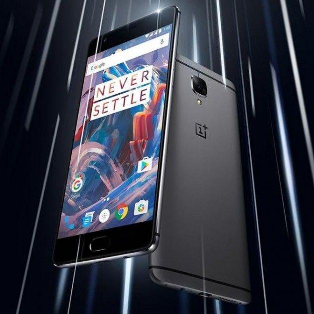 Ecco OnePlus 3 il miglior smartphone da 399