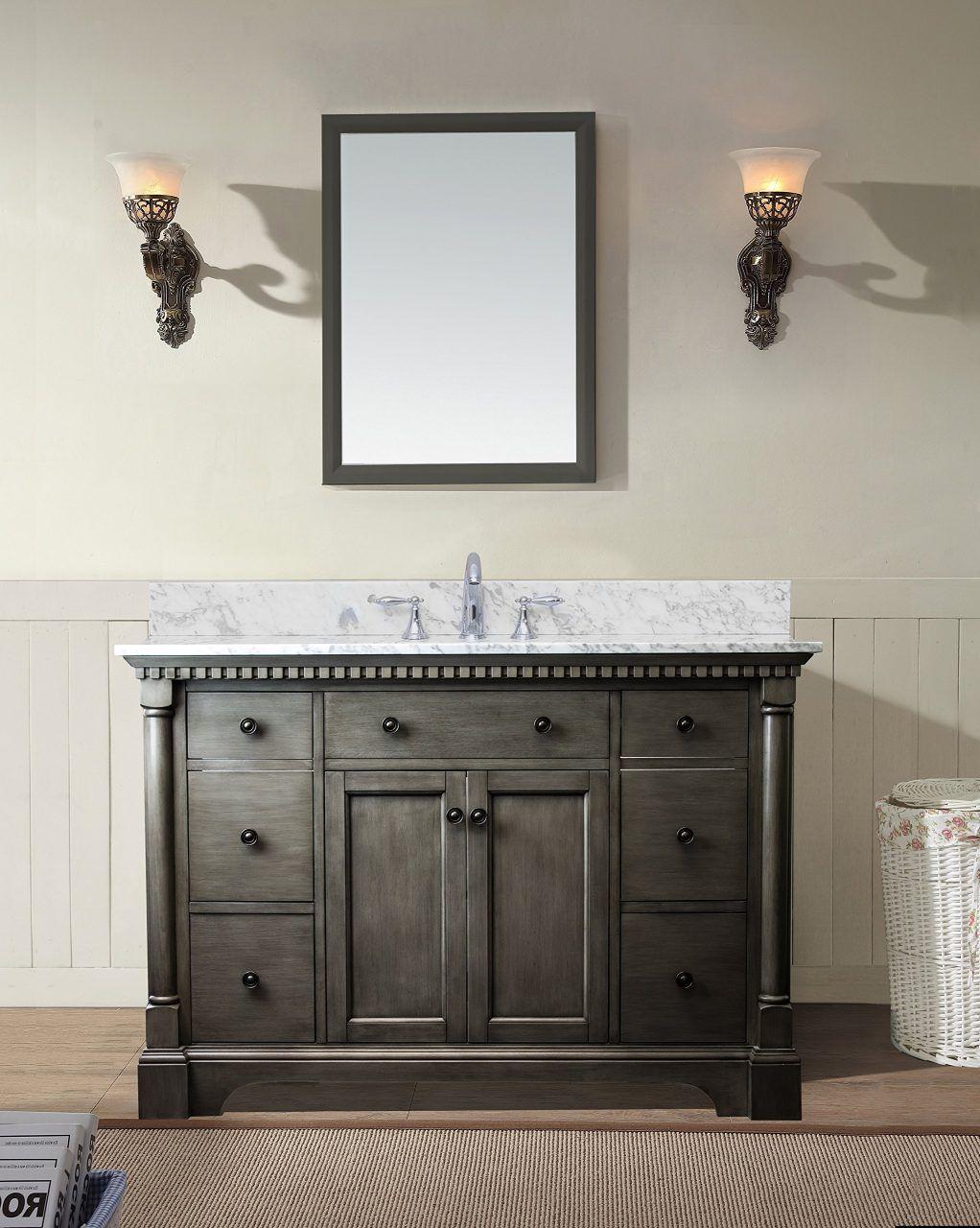 Bathroom Cabinets San Antonio Inspiration Stella 49 ...