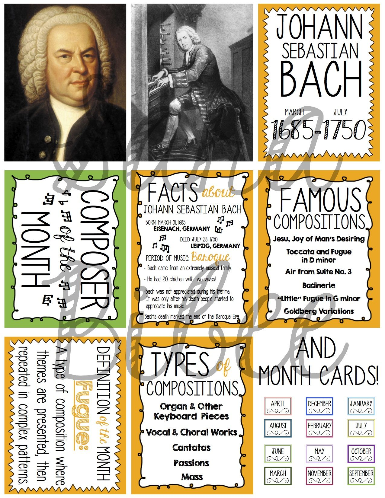 Pin By Kristin Luttrell On Composer Of The Week