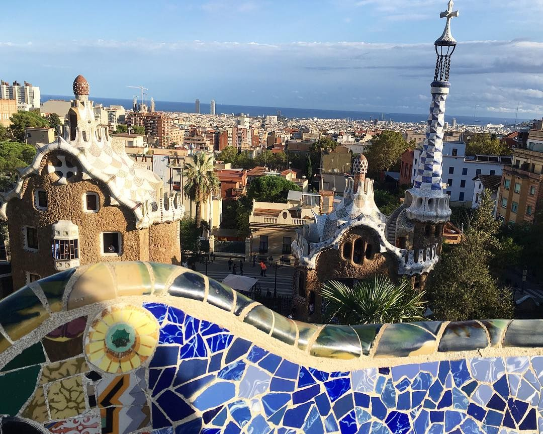 #bcn #travel #parkguell
