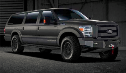 2020 Ford Excursion Diesel Concept Release Date Price Built