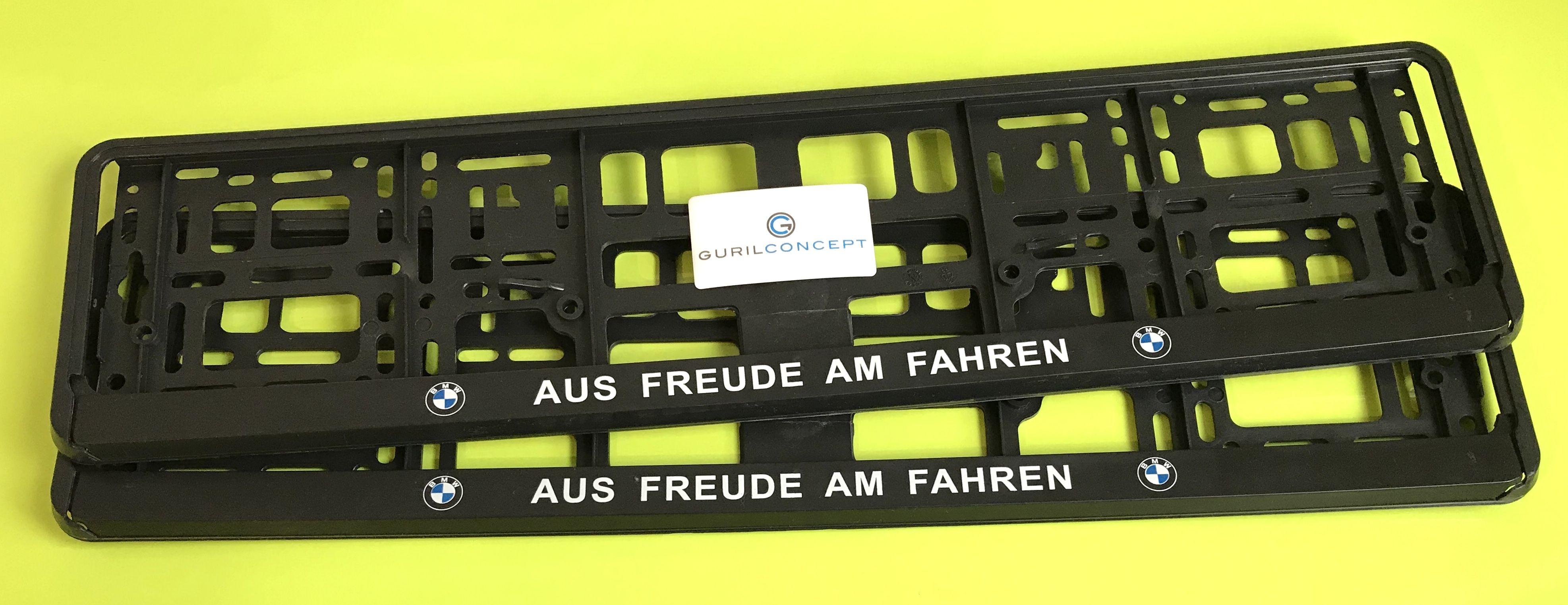 Freude am kennzeichenhalter fahren bmw Über documents.openideo.com
