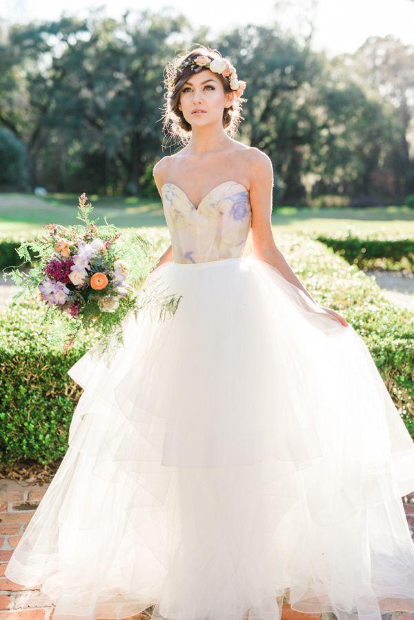 Whimsical Garden Wedding Ideas | Garden weddings, Gown photos and ...