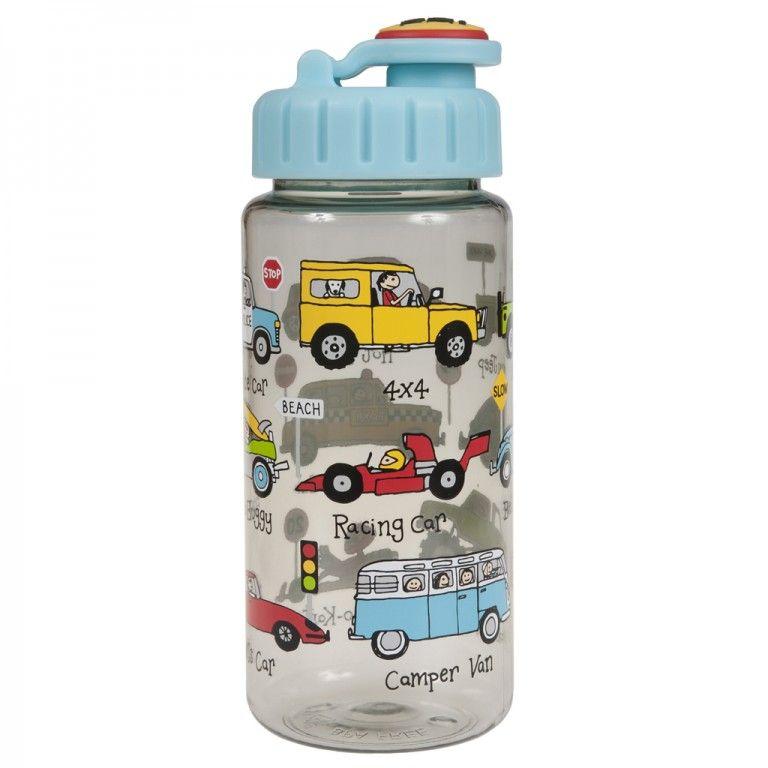 b4aef431c97 We love this new Tyrrell Katz Cars Drinking Bottle - great for older boys