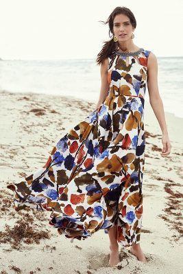 Ranna Gill Finola Maxi Dress