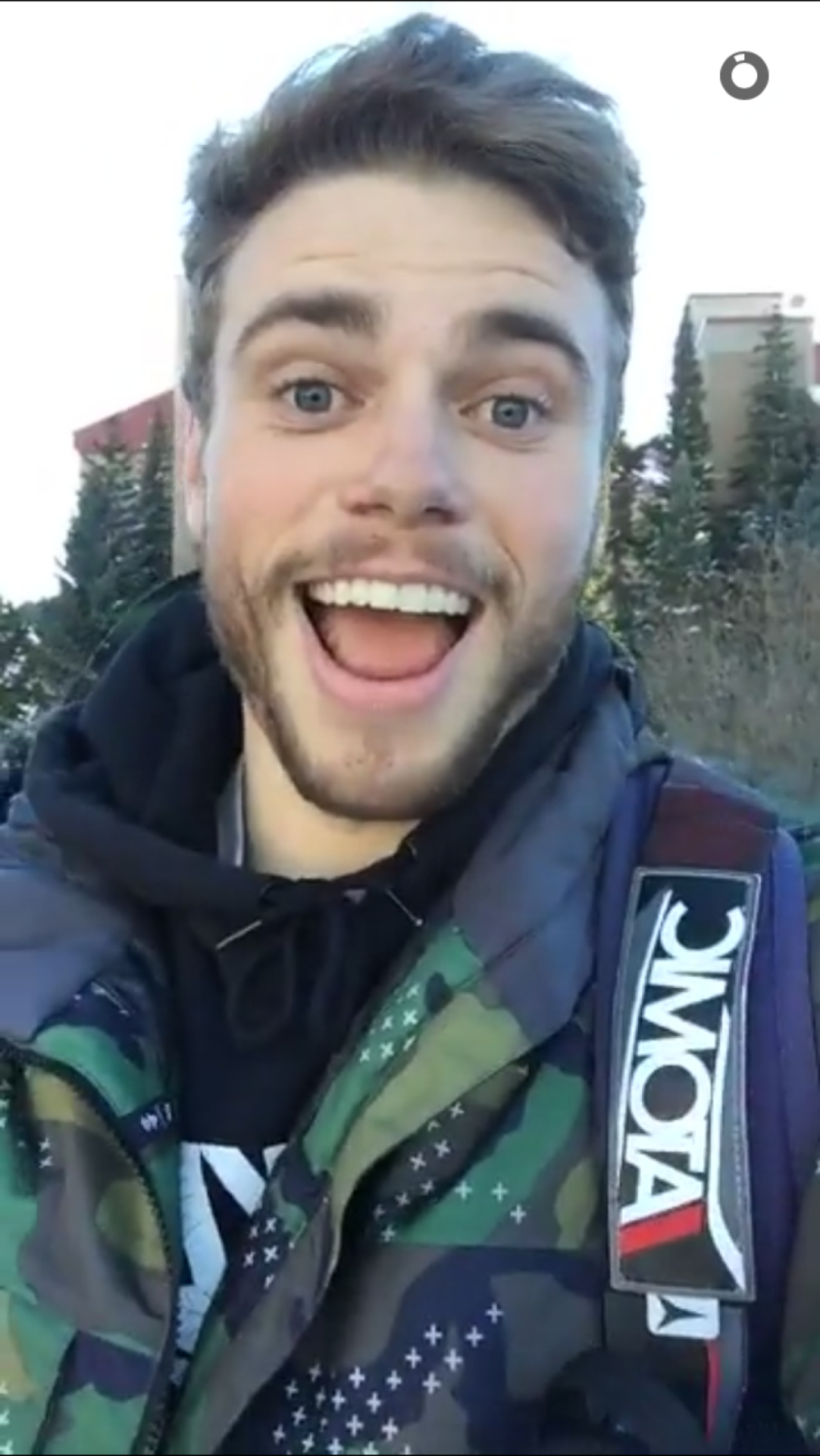 Skier Gus Kenworthy Has a Boyfriend After Coming Out as