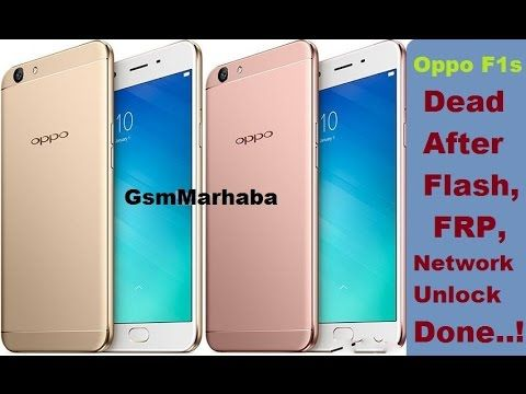 Oppo F1s A1601 Dead After Flash Revocery 100% Done