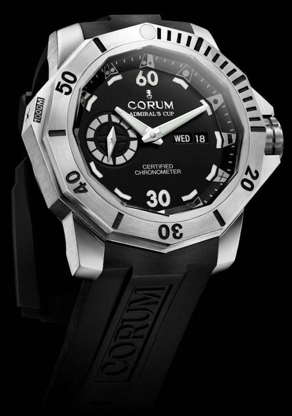 corum admirals cup deep hull 48 limited edition watch corum corum admirals cup deep hull 48 limited edition watch corum