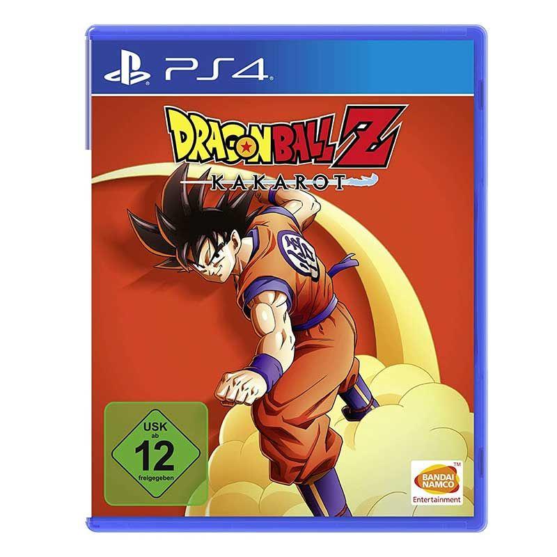 Dragon Ball Z: Kakarot [PlayStation 4] für 2999