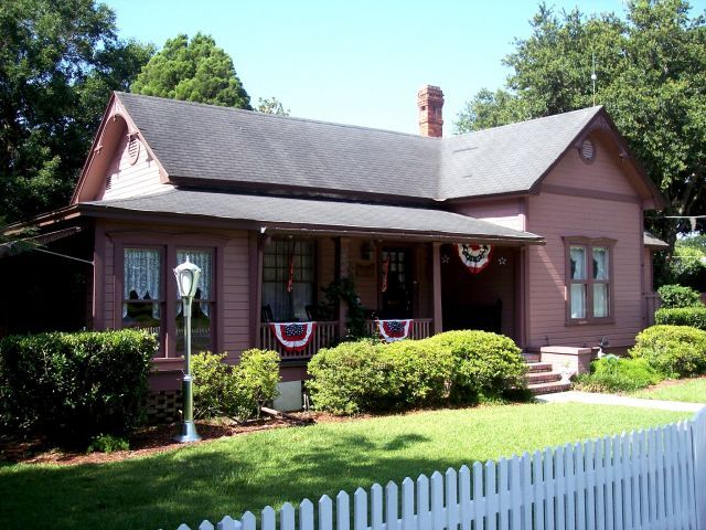 Historic Properties For Sale 1893 Mcintosh House Dade City