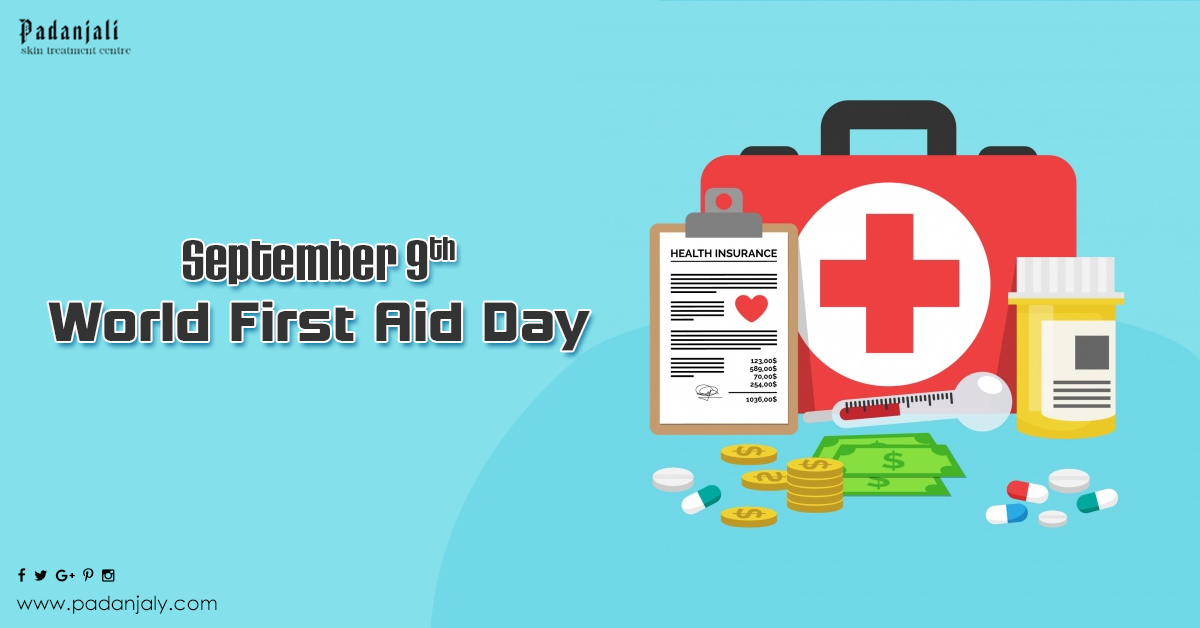World First Aid Day!! september9th international