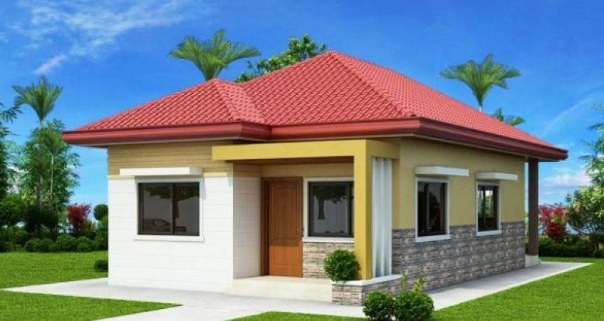 Cost Of Building A Four Bedroom Bungalow From Foundation: Simple 1 Bedroom House Plans Unique Simple 3 Bedroom House