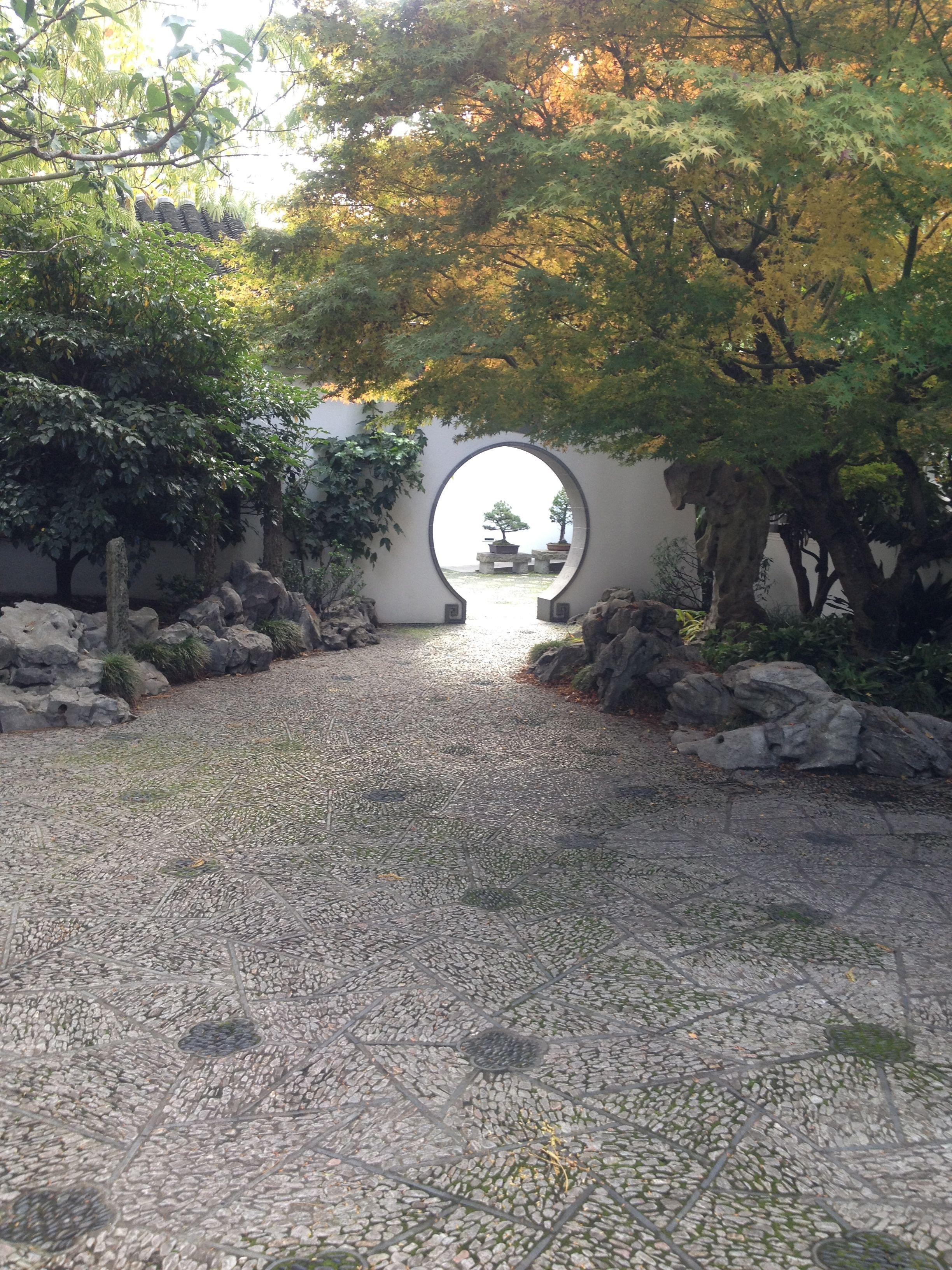 Chinese garden portland or chinese garden beautiful