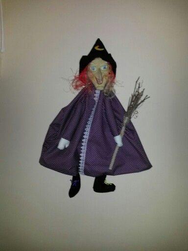Poşetlik#handmade# tatlı cadı#el yapımı#elemeği