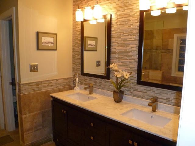 Earth tone bathroom ideas online information for Earth tone bathroom ideas