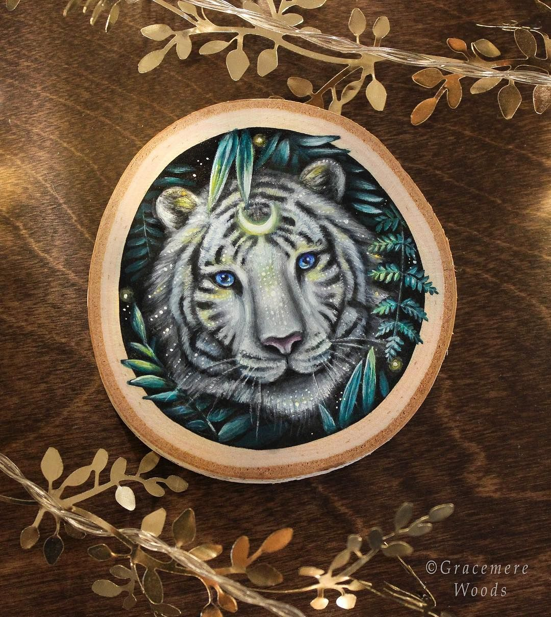 Happy First Of December This White Bengal Tiger Is One Of